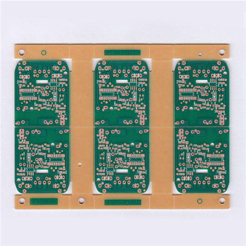PCB KB-3151 FR1 94VO 1OZ Single Side