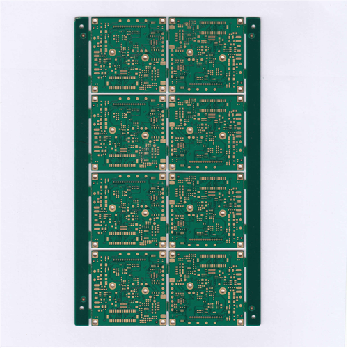 PCB KB-6150 FR4 94VO 2OZ 4Layer Imme Gold